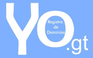 Registro de dominios .GT - Yo.gt
