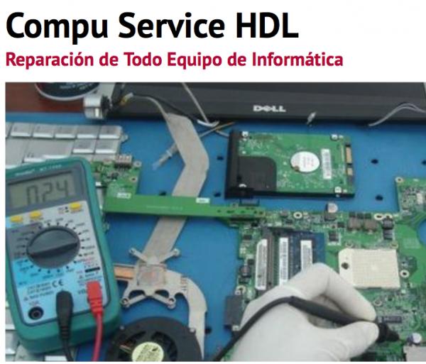 Compu Service HDL