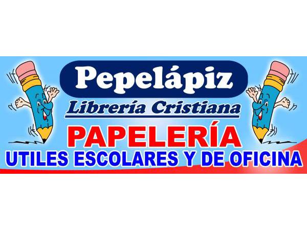 Libreria PEPELAPIZ